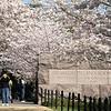 FDR Memorial, Washington DC, March 29, 2008. Lincoln Memorial