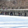 Vietnam Veterans Memorial in winter, January 2014