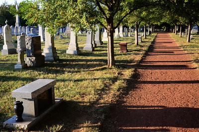 9/11 memorial at Congressional Cemetery, Washington DC