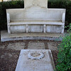 Grave of March King John Philip Sousa at Congressional Cemetery, Washington DC