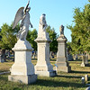 Hall family plot at Congressional Cemetery, Washington DC