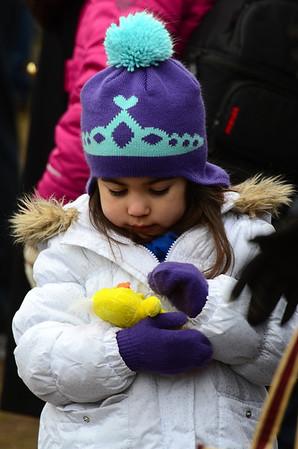 Princess Hats on for Obama!