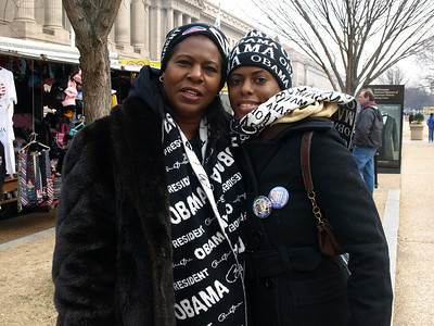 Mother and Daughter from Illinois.