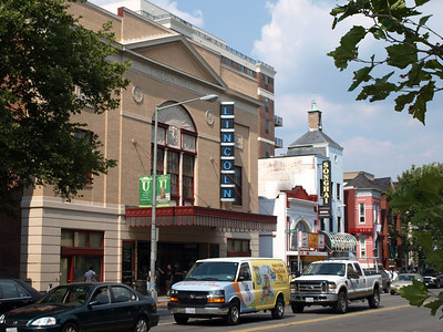 Lincoln Theater, Washington, DC, July 11, 2008.