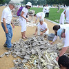 One Million Bones, National Mall, Washington DC, June 8, 2013. Photo copyright Tim Brown.