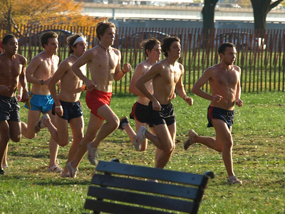 Runners, Tidal Basin, Washington, DC Lincoln Memorial