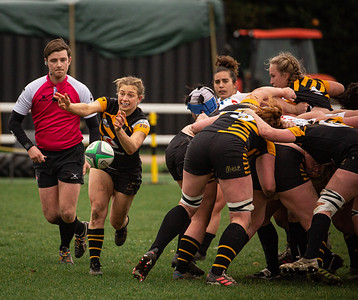 Wasps V Exeter Chiefs - Allianz Premier 15s - Twyford Avenue