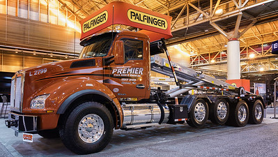 Premier Truck Sales Kenworth Palfinger Roll Off
