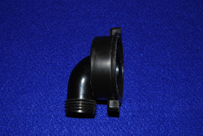 "The standard wastewater adapter that is supplied with the PUP. This part is a VALTERRA 1 1/2"" x 3/4"" 90° Drain Connector part number T01-0021.  Some call it a Valterra Swivel Drain."