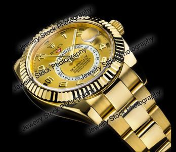 Sky-Dweller Yellow Gold Rolex
