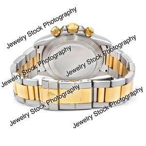 Rolex Oyster Perpetual Daytona Yellow Gold Watch back