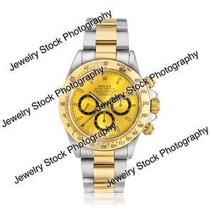 Rolex Oyster Perpetual Daytona Yellow Gold Watch
