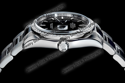 Inside Spread ROLEX watch
