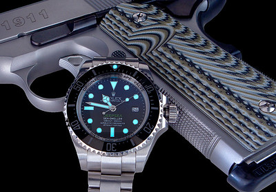 Watches and Guns
