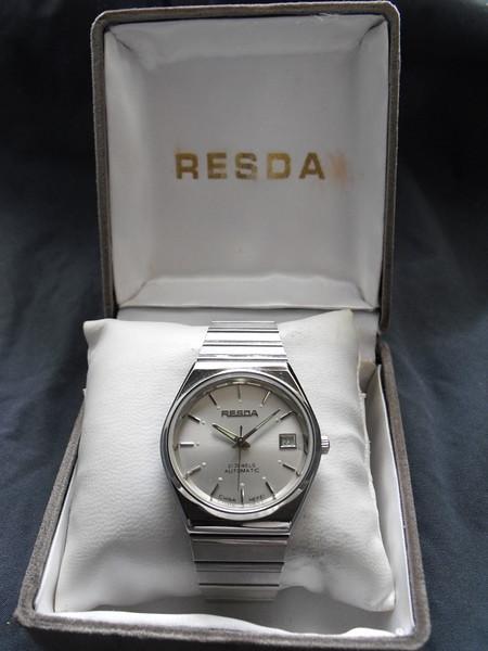 Resda open box