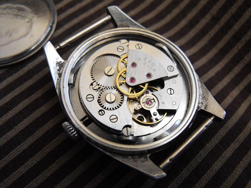 Beijing SB-5 white dial movement