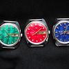 Beijing colour dials with double calendar