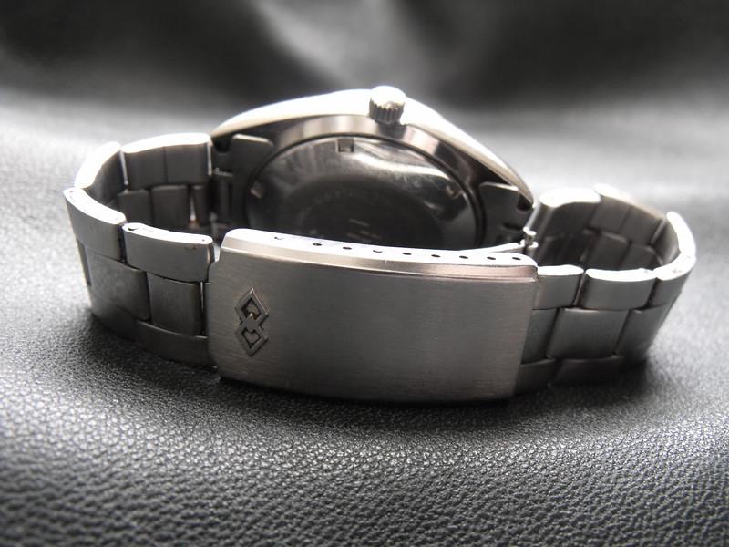 Double Rhomb 40 jewels automatic 2 bracelet