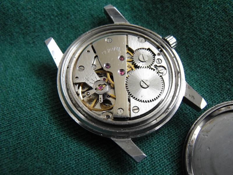 Shancheng 18 jewel calendar 1 movement