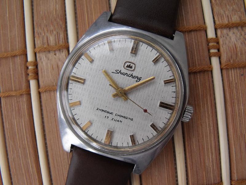 Shancheng white dial