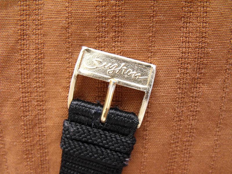 Suzhou gold dial buckle