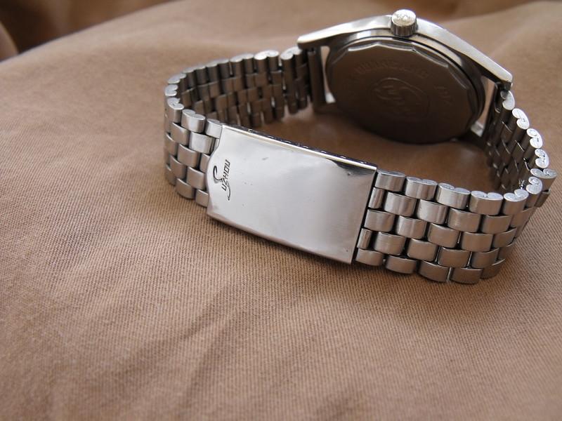 Suzhou green dial bracelet