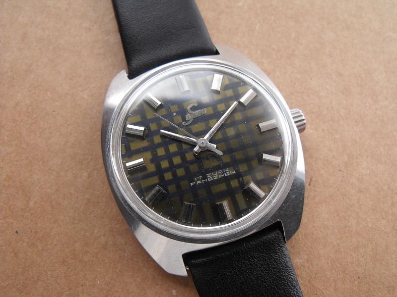 Suzhou pattern dial