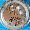 Meihualu railway pocket watch 2 movement
