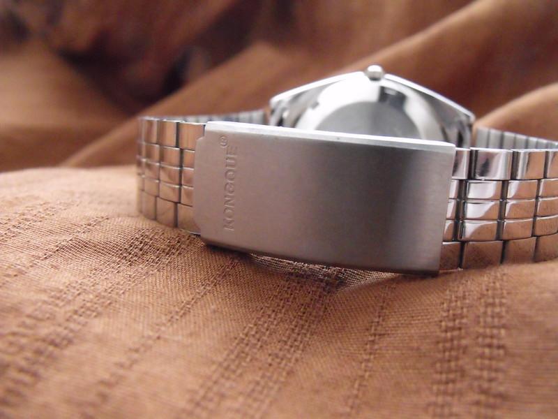 Kongque automatic double calendar bracelet