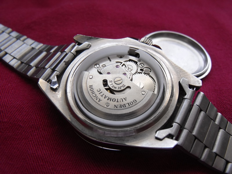 Jinmao automatic 3 movement