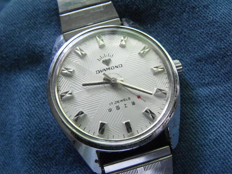 Diamond SM1A-K 121 dial