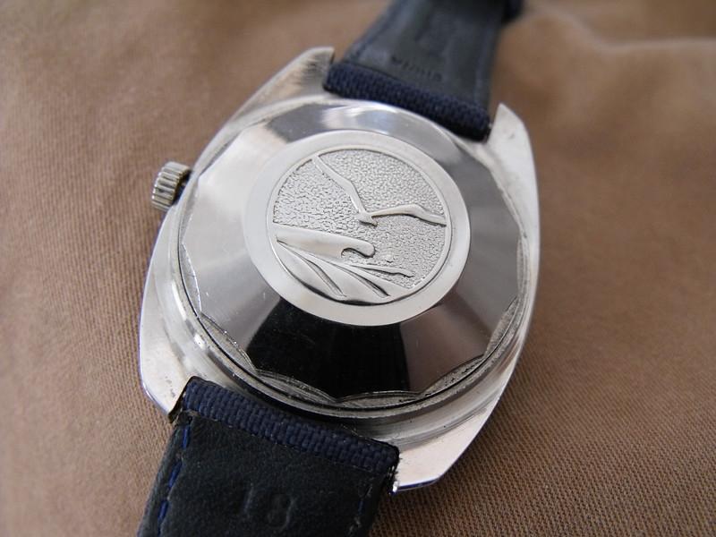 Sea-Gull ST5-D manual back