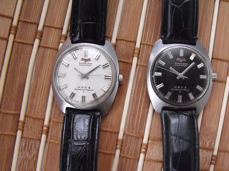Tianjin 'J' dials