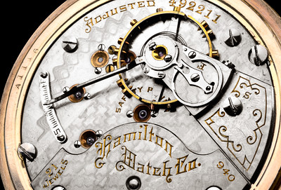 Hamilton 940 pocket watch