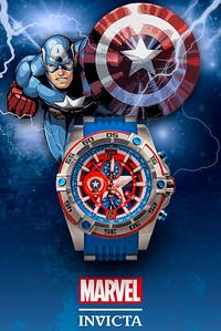 Captain America watch 3