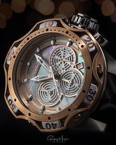 INVICTA Venom Quartz watch - 52 5MM