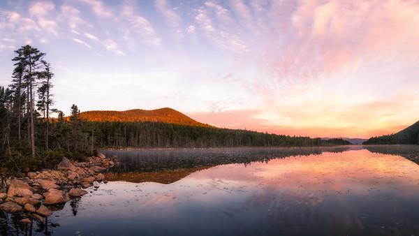 Norcross Pond Sunrise