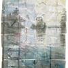 """Out Beyond"" (digital fiber collage) by Wen Redmond"