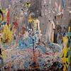 """""""Waterborne"""" (acrylic) by Marty Martinez"""