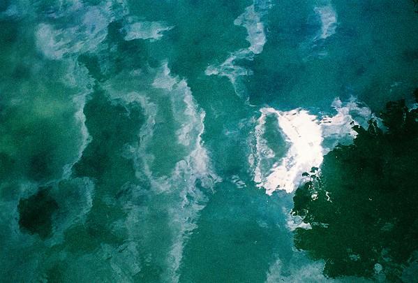 """""""Tsunami"""" (photography) by Elena Kilina"""