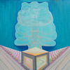 """Soul of H2O"" (acrylic) by Marty Martinez"