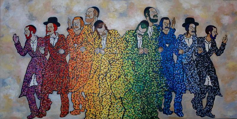 """""""After the Rain"""" (mixed media) by Tatiana Fedorovskaya"""
