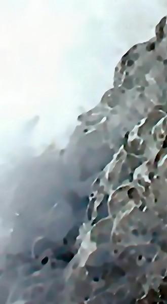 """Waterfall"" (digitally manipulated photograph) by Dave Martsolf"