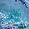 """Splash"" (acrylic on plastic panel) by Maria Emelionova"