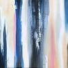 """The Waterfall of Passion"" (oil) by Galina Loginova"