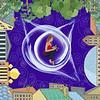 """In The Drop"" (digital) by Geliya Sudzilovskaya"