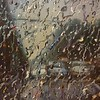 """Through the windshield"" (oil on canvas) by Sas Liubou"