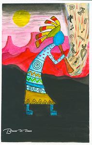 Kokopelli - Musical Imp Of The Southwest