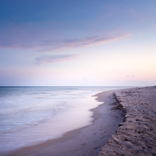 Blue Hour Beach