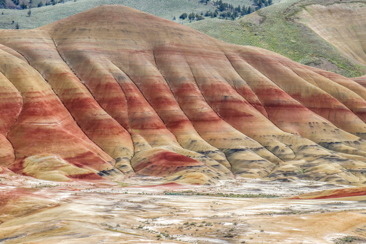The Painted Hills proving to be magical